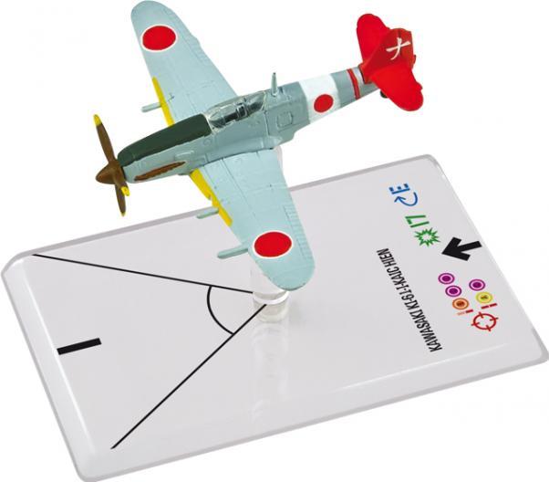 Wings Of Glory WWII Series III Miniatures: Kawasaki Ki-61-I-KAId  (Nakano)