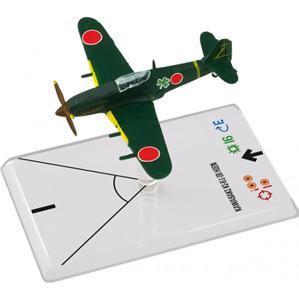 Wings Of Glory WWII Series III Miniatures: Kawasaki Ki-61-I-KAId  (Ichikawa)