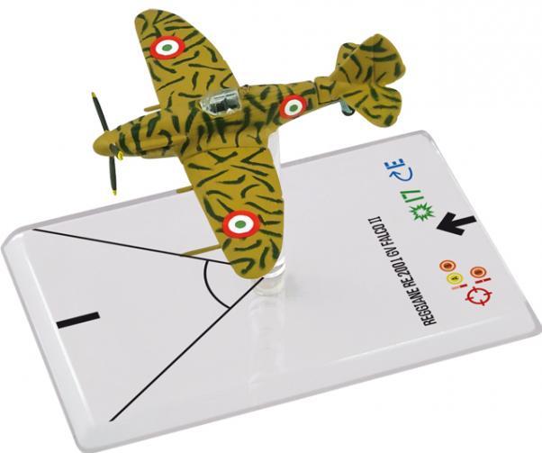 Wings Of Glory WWII Series III Miniatures: Reggiane Re.2001 Falco II (Cerretani)