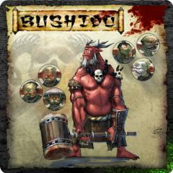 Bushido Miniatures: (Savage Wave) Starter Set