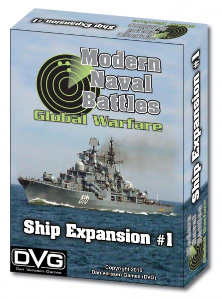 Modern Naval Battles: Ship Expansion #1
