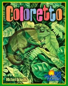 Coloretto: A Color Matching Game