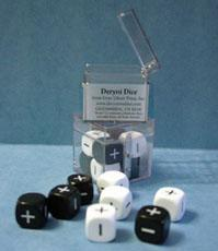 Fudge Dice: Deryni Dice