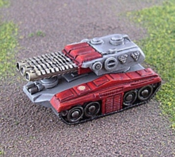 BattleTech Miniatures: Morgan DI Assault Tank (TRO 3075)