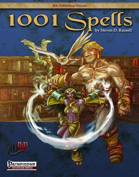 Pathfinder RPG: 1001 Spells