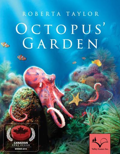 Octopus Garden: Create a Beautiful Undersea Garden w/ FREE PROMO!