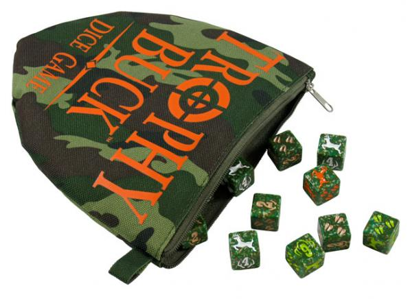 Trophy Buck: A Deer Hunting Dice Game