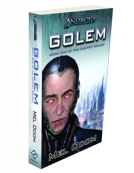 Android: Golem [Novel]
