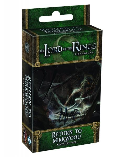 Lord of the Rings LCG: Return to Mirkwood Adventure Pack