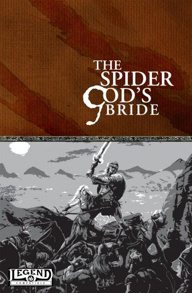 Legend RPG: The Spider God's Bride