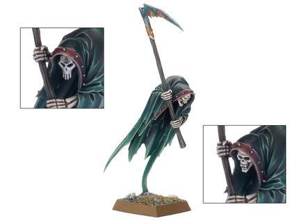 Age of Sigmar: Cairn Wraith