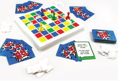 Got 'Em!: The Game of Masterful Maneuver and Clever Capture
