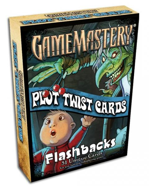 (Plot Twist Cards) Flashbacks