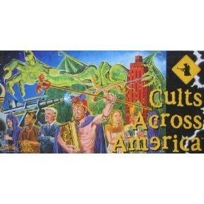 Cults Across America: The Board Game of Cthulhoid Domination