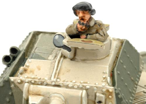 Flames of War - British: A13 Cruiser MkIVA (Desert)