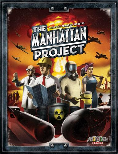 The Manhattan Project: Core Game