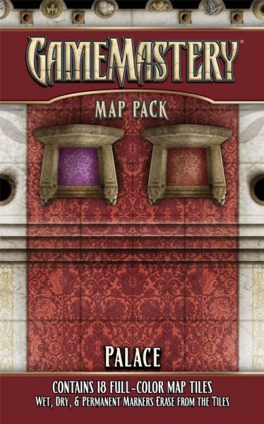 GameMastery Map Pack: Map Palace