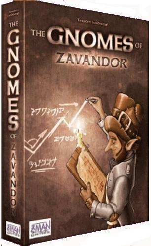 The Gnomes of Zavandor: A Gem-Trading Game