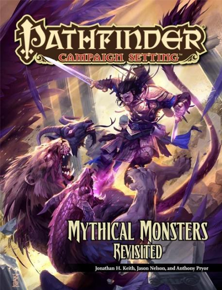 Pathfinder Campaign Setting: Mythical Monsters