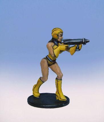 Retro Raygun: Valkeeri Trooper # 2