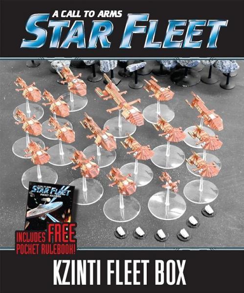 ACTA Star Fleet: Kzinti: Fleet Box Set