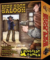 High Noon Saloon: The Old West Brawl Fight Game