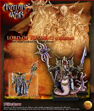Avatars of War: Sorcerer Lord