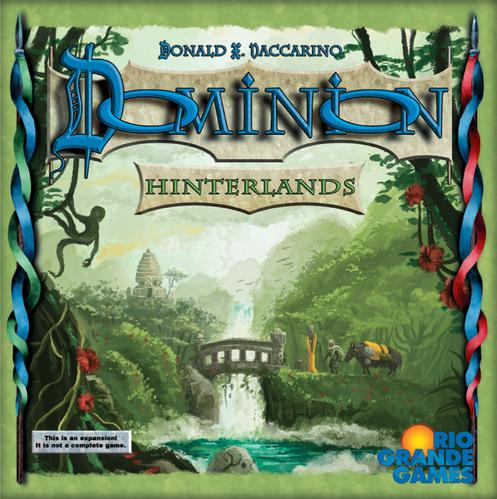 Dominion Expansion: Hinterlands