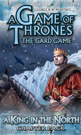 A Game of Thrones LCG: King of the North Chapter Pack (Revised)