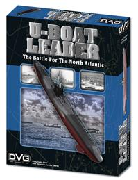U-Boat Leader: The Battle Of The North Atlantic (Solitaire Strategy Game)