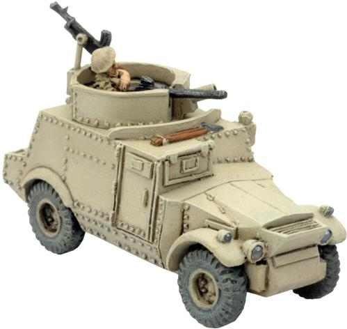 Flames of War: Morris CS9 Armoured Car