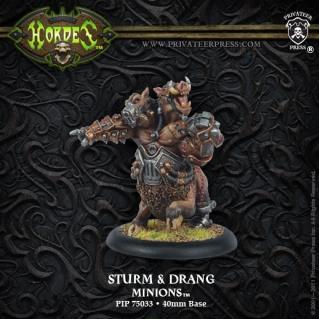 (Minions) Farrow Warlock Sturm & Drang (2)