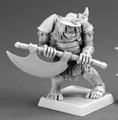 Warlord: Gologh The Vicious, Orc Captain