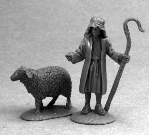 Special Edition Figures: (The Nativity) Shepherd