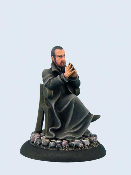 28mm Discworld Miniatures: Havelock Vetinari (1)