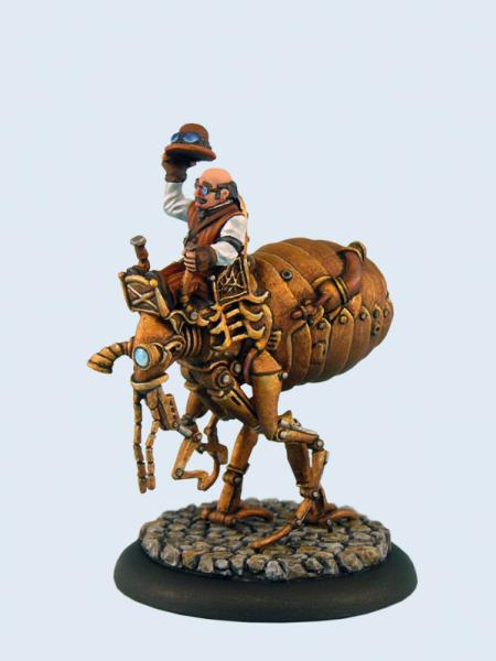 Wolsung Miniatures: Snorri Rottstein on Golemic Flea (1)