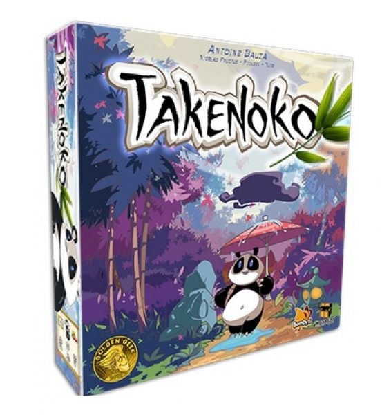 Takenoko: Core Game (TableTop Reviewed)