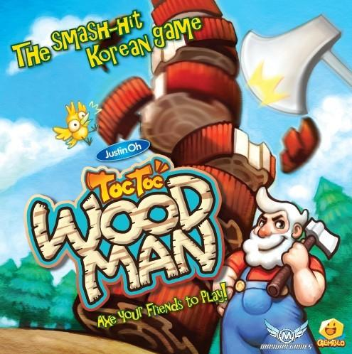 Tok Tok Woodman Game: Axe Your Friends to Play