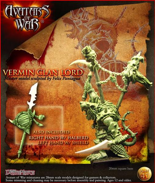 Avatars of War: Vermin Tyrant (kit)