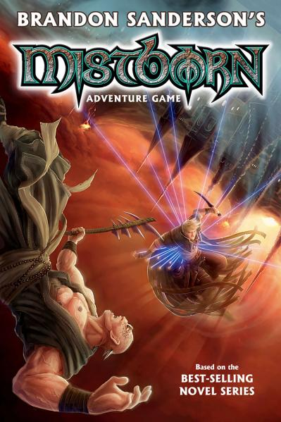 Mistborn: The Adventure Game