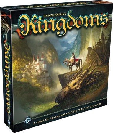 Kingdoms board game