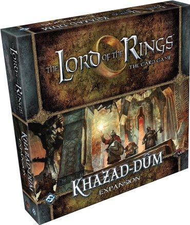 Lord of the Rings LCG: Khazad-Dum Campaign Expansion Box Set