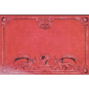 Dragon Shield Playmat (Red)