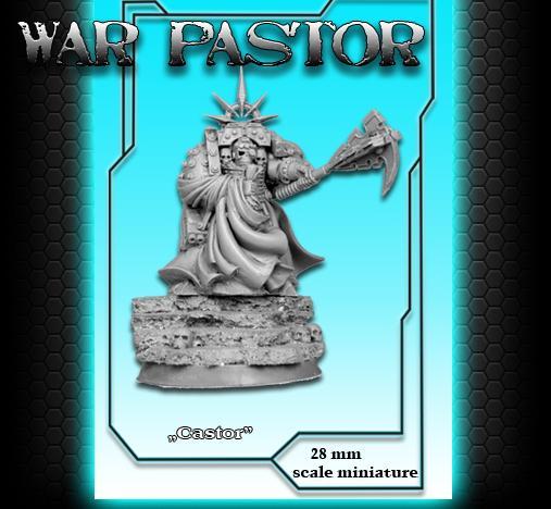 (Universal Soldiers) War Pastor Castor