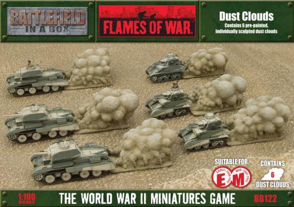 Battlefield in a Box: Dust Clouds