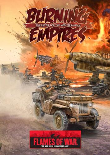 Flames Of War (WWII): Burning Empires - The Battle For The Mediterranean
