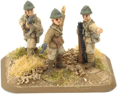 Flames of War - French: Tirailleurs Platoon (Early)