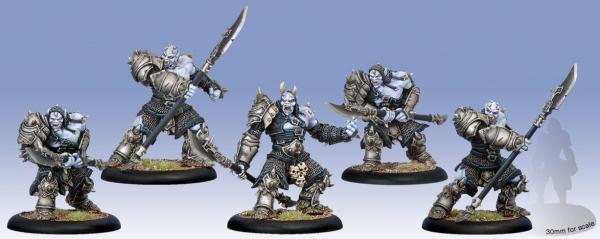 (Legion Of Everblight) Blighted Ogrun Warmonger