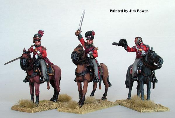 (British) Colonels (Mounted)