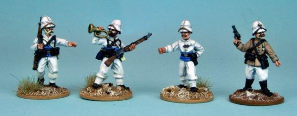 28mm March or Die: Legion Command II